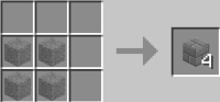 Рецепт каменного кирпича