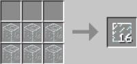 Рецепт плоского стекла